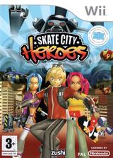 Skate City Heroes Wii cover (RHUP7J)