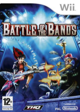 Battle of the Bands Wii cover (RHXP78)