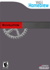 Riivolution Homebrew cover (RIIV)