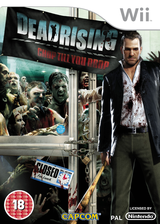 Dead Rising: Chop Till You Drop Wii cover (RINP08)