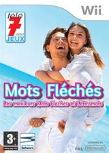 Télé 7 Jeux: Mots Fléchés Wii cover (RJ7FWP)