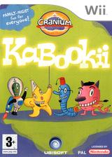 Cranium Kabookii Wii cover (RKBP41)