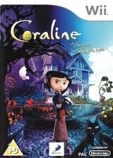 Coraline Wii cover (RKLPG9)