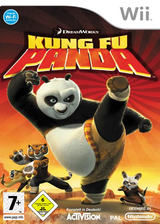 Kung Fu Panda Wii cover (RKPY52)