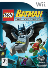 LEGO Batman: The Videogame Wii cover (RLBPWR)