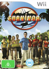 Survivor Wii cover (RLNPMR)