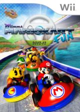 Wiimms MKW Fun 2012-12.pal CUSTOM cover (RMCP19)