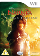 The Chronicles of Narnia: Prince Caspian Wii cover (RNNP4Q)