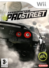 Need for Speed: ProStreet Wii cover (RNPX69)