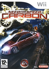 Need for Speed: Carbon Wii cover (RNSD69)