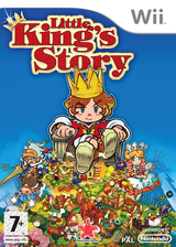 Little King's Story Wii cover (RO3P99)