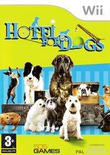 Hotel For Dogs Wii cover (ROEPGT)