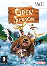 Open Season Wii cover (ROPP41)