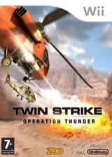 Twin Strike: Operation Thunder Wii cover (ROTP7J)