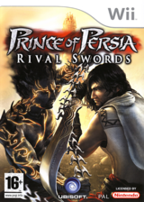 Prince of Persia: Rival Swords Wii cover (RPPP41)