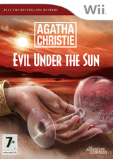 Agatha Christie: Evil Under the Sun Wii cover (RQEP6V)