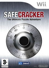 Safecracker Wii cover (RQFP6V)