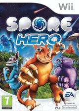 Spore Hero Wii cover (RQOP69)