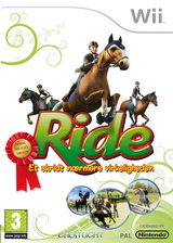 Mary King's Riding School 2 Wii cover (RRHXUJ)