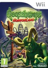Goosebumps: HorrorLand Wii cover (RUGP5G)