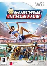 Summer Athletics Wii cover (RUMPFR)