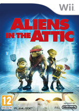 Aliens in the Attic Wii cover (RUOPPL)
