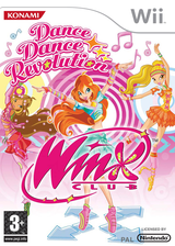 Dance Dance Revolution: Winx Club Wii cover (RW6PA4)