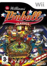 Williams Pinball Classics Wii cover (RWCP6M)