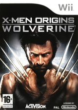 [WII] X-Men Origins: Wolverine