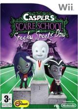 Casper's Scare School: Spooky Sports Day Wii cover (RX4PMT)