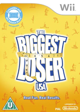 The Biggest Loser Wii cover (RX6P78)