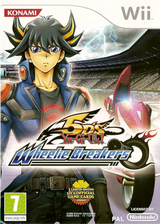 Yu-Gi-Oh! 5D's: Wheelie Breakers Wii cover (RYOPA4)
