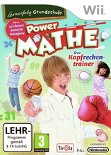 Lernerfolg Grundschule Power Math Wii cover (RZAPTV)