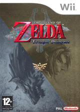 The Legend of Zelda: Twilight Princess Wii cover (RZDP01)