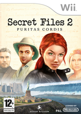 Secret Files 2: Puritas Cordis Wii cover (RZFPKM)