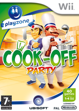 Cook-off Party Wii cover (RZLP41)