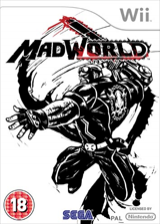 MadWorld Wii cover (RZZP8P)