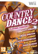 Country Dance 2 Wii cover (S2BPXT)