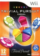 Trivial Pursuit:Casual Wii cover (S7BP69)