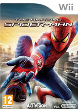 The Amazing Spider-Man Wii cover (SAZP52)
