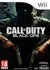 Call of Duty: Black Ops Wii cover (SC7S52)