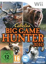 Cabela's Big Game Hunter 2010 Wii cover (SC9P52)