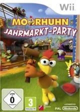 Crazy Chicken: Carnival Wii cover (SCUPFR)