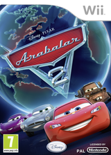 Cars 2 Wii cover (SCYY4Q)