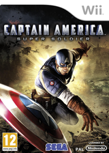 Captain America: Super Soldier Wii cover (SFQP8P)
