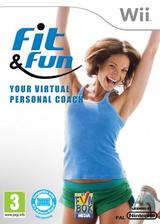 Fit & Fun Wii cover (SFRDRV)