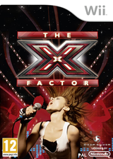 The X Factor Wii cover (SFXPKM)