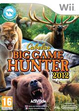 Cabela's Big Game Hunter 2012 Wii cover (SH6P52)
