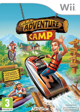 Cabela's Adventure Camp Wii cover (SH8P52)