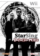 SingItStar Depeche Mode CUSTOM cover (SISDEM)